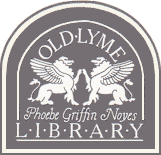 Old Lyme Phoebe Griffin Noyes Library logo